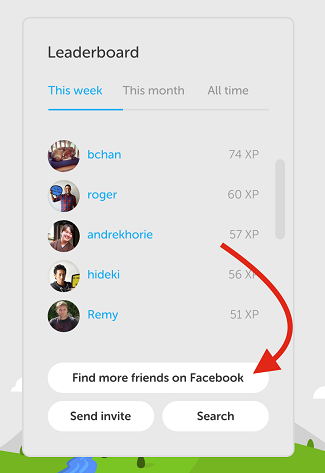 How Do I Invite And Add Friends Duolingo Help Center