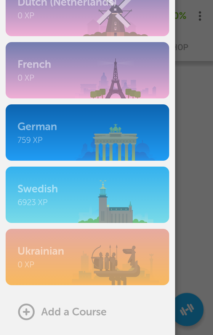 How do I switch my Duolingo course language? – Duolingo Help